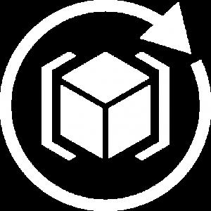 Rental logo on transparent bg